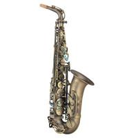 威柏爾VIBRA 降E調中音薩克斯風/管/樂器 專業發燒級85金銅仿古銅420MF