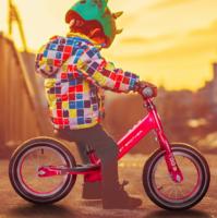 兔哥哥 儿童滑步车平衡车