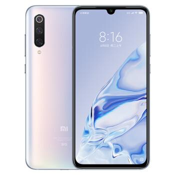 MI 小米 小米9 Pro 智能手机 (8GB、256GB、5G、梦之白)