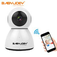 新品Babyjoey嬰兒監護器監視器看寶寶無線wifi監護啼哭提醒攝像頭