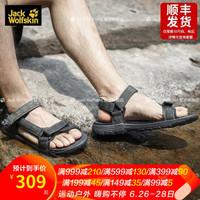 Jack Wolfskin 狼爪 男士19新款戶外沙灘鞋涼鞋 4026651