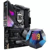 玩家国度(REPUBLIC OF GAMERS)ROG STRIX Z390-E GAMING 主板 英特尔 i9-9900K CPU 板U套装