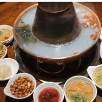 吃貨福利 : 魔都10店通用!上海羊門虎匠火鍋店3-4套餐