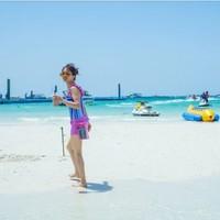 當地玩樂 : 浮潛及滑水道體驗!芭提雅-Koh Larn 格蘭島水上活動一日游