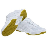 川崎(KAWASAKI)羽毛球鞋男女款運動鞋防滑透氣減震3 K073白色 41 *2件