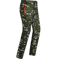 QuBu 趣步 CP1208A 女士登山防風褲