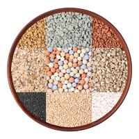 多肉營養顆粒進口土鋪面石5斤