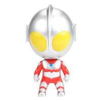 益米 兒童男孩玩具奧特曼崛起Q版公仔機甲變形人偶扭蛋變身器 奧特曼