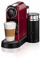 KRUPS XN761540 Nespresso Citiz 咖啡机 红色