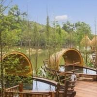 觀鷺湖與花海茶園景觀!廣東佛山美的鷺湖嶺南花園酒店1晚套餐