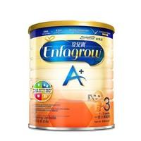 MeadJohnson Nutrition 美贊臣 安兒寶A+ 幼兒配方奶粉 3段 900g*3罐
