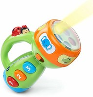 VTech 寶寶電筒音樂玩具