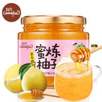 刻凡 蜜煉柚子水果茶 500g