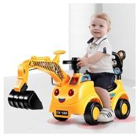 拥抱熊 仿真型儿童挖掘机玩具