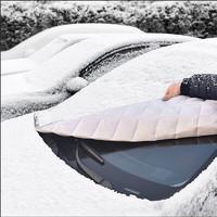 汽車前擋風玻璃  遮雪擋