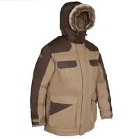 荒野探險TOUNDRA系列防風防水大衣-棕色