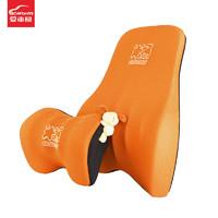 愛車屋汽車頭枕護頸枕靠枕車用頸枕車內一對座椅枕頭車載腰靠套裝