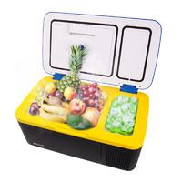 車載冰箱汽車家兩用壓縮機12v制冷宿舍用小型迷你冷凍冰柜冷暖箱
