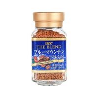 UCC(悠詩詩)藍山速溶咖啡粉 日本原裝進口 甄選速溶咖啡 瓶裝 50g/瓶 藍山咖啡 速溶50g