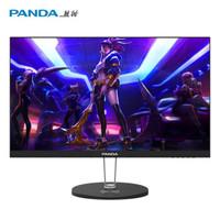 PANDA 熊猫 PH27FA5 27英寸TN显示器(144Hz、99%sRGB)
