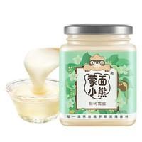 蒙面小熊 俄羅斯椴樹雪蜜 400g瓶裝 天然成熟結晶蜂蜜 進口蜜源 *2件