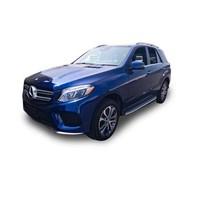 全款           奔馳GLE400 加版 2018款 藍色
