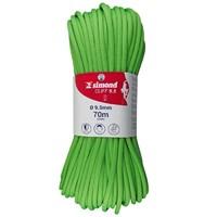 攀巖繩索 9.5 x 70 m 綠色