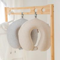 小米生態鏈企業8H慢回彈記憶綿U型枕多功能護頸枕飛機旅行汽車頭枕U形枕頭US