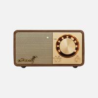 山進 MOZART莫扎特復古便攜藍牙音箱收音機