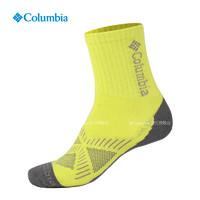 Columbia/哥倫比亞戶外春夏男女通用舒適中筒襪2雙裝LU0405