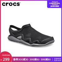 crocs 卡駱馳 205701 男士酷網透氣溯溪涉水鞋