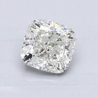 Blue Nile 1.02克拉 垫形钻石(切工G,成色E,净度IF)