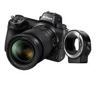 Nikon 尼康 Z6 全畫幅 微單相機 套機(24-70mm + FTZ轉接環)
