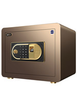 大一 保險箱家用防盜全鋼  智能辦公  小型全鋼密碼保管箱25cm  新款防撬保管箱入衣柜  品牌熱銷990000臺