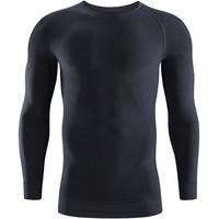 凱樂石 運動內衣男  戶外緊身彈力壓縮衣褲 跑步透氣吸汗速干 單件上衣 XL