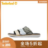 Timberland添柏嵐女鞋19夏新款舒適便捷戶外涼鞋休閑拖鞋|A1X7C