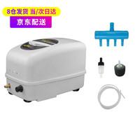 智匯 增氧泵 交直流兩用增氧機大功率魚缸氧氣泵魚池釣魚充氧泵打氧機