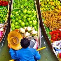 旅游尾單 : 南京-泰國曼谷6-7天往返含稅機票