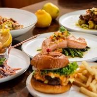 吃貨福利 : 中西式主菜滿足多種口味,牛排三文魚嗨吃過癮!上海雅居樂萬豪酒店單人工作日半自助午餐