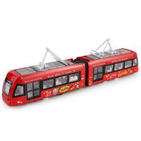 豆豆象 火車玩具 公交電車