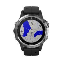 Garmin佳明fenix5 Plus飛耐時5心率智能GPS戶外功能運動手表旗艦