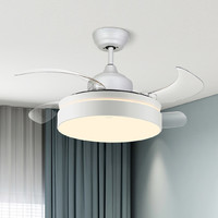 OPPLE北歐隱形風扇燈