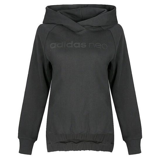 ADIDAS NEO W UT HDY CV9008 女子套头衫