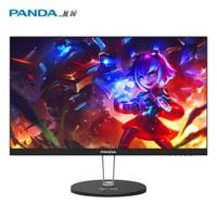 PANDA 熊猫 PH24FA5 24英寸 IPS显示器(1080P、144Hz、FreeSync、无线充电)