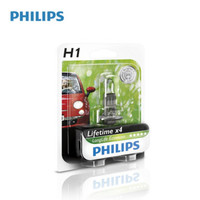 PHILIPS 飞利浦 恒劲光 LLECO 3100K H1 12V 55W 长寿型卤素12258LLECO