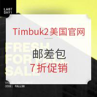 海淘活动:Timbuk2美国官网 天霸邮差包