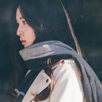 澳洲直郵 iPure UGG 時尚百搭雙面圍巾 雙色可選 190cm*30cm Grey/Black