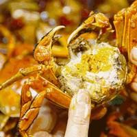 吃货福利 : 波龙三吃+大闸蟹畅吃!国家会展中心上海洲际酒店大闸蟹自助餐