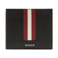 BALLY 巴利 TRASAI系列 男士8卡位牛皮短款錢包