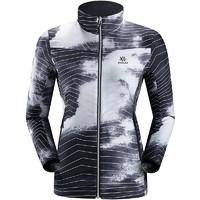 凱樂石kailas秋冬戶外抓絨外套女款POLARTEC全時防風保暖雙面外套